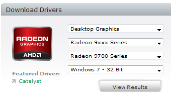 lenovo t60 graphics driver ati windows 7